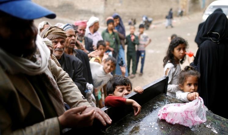 جنایت عربستان در یمن؛ از بستن گذرگاهها تا بروز قحطی و وبا میان چندین میلیون کودک - 18