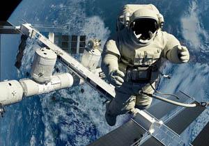 پیراهن هوشمندی که سلامتی فضانوردان در ایستگاه فضایی را رصد میکند! - 1