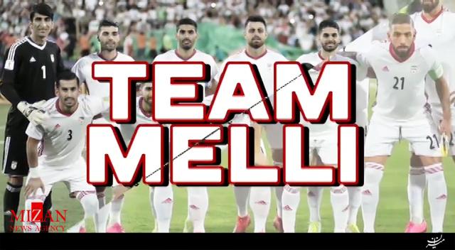 انتشار کلیپ ویژه تیم ملی فوتبال ایران توسط AFC - 3