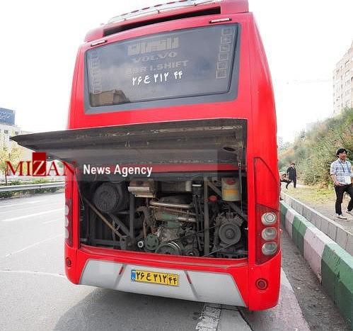 اتفاقات عجیب برای اتوبوس کاشیما/ از خرابی در اتوبان تا محاصره شدن توسط پرسپولیسیها + عکس - 7