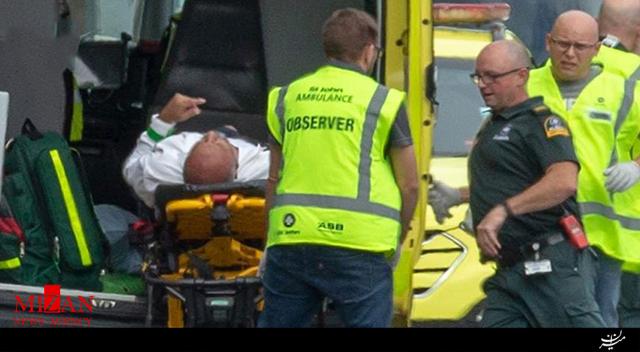 اولین ویدئو منتشر شده از داخل مسجد نیوزیلند پس از تیراندازی مرگبار (۱۸+) - 2
