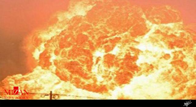 جزئیات حادثه آتش سوزی خط لوله گاز اندیمشک + فیلم - 3