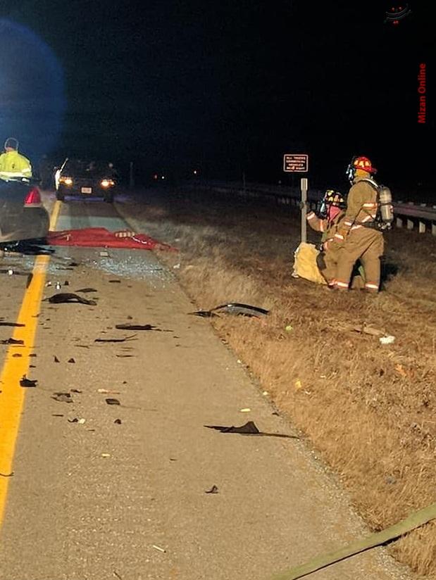تصادف مرگبار افسر پلیس و همسرش در آمریکا+عکس - 5