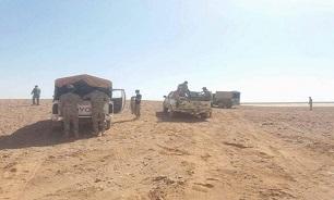 عملیات ارتش سوریه در استان حمص/انبار بزرگ تسلیحات تروریستها به کنترل نیروهای سوری درآمد - 0