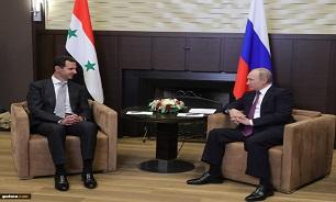 گفتگوی پوتین و اسد درباره استقرار اس-۳۰۰ در سوریه - 0