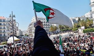 معترضان الجزایری خواهان برکناری اعضای دولت سابق هستند - 0