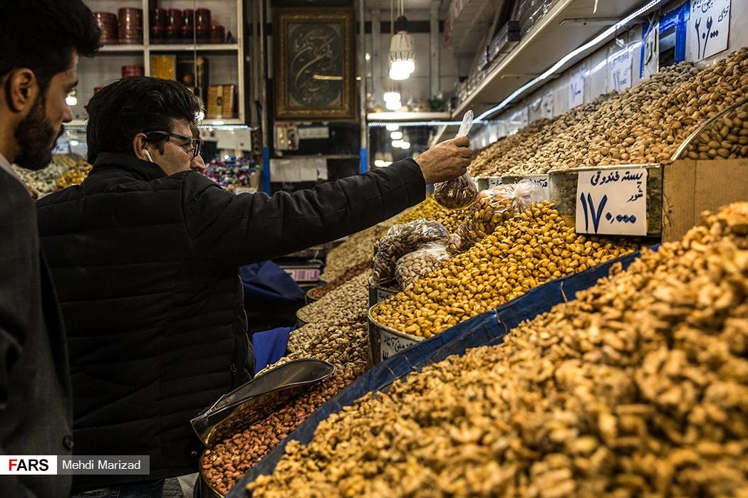 بازار آجیل شب یلدا +تصاویر - 6