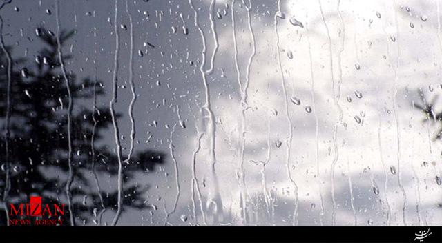 اوج بارشهای پایتخت در ششمین شب بهار ۹۸ - 3