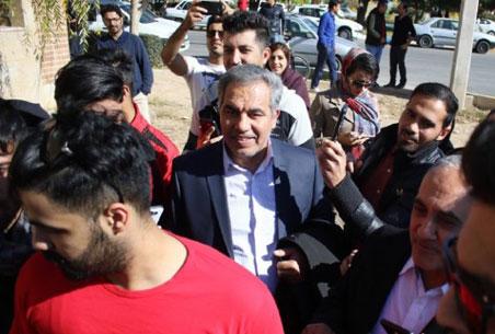واکنش عرب به اعتصاب امروز بازیکنان پرسپولیس در تمرین - 1