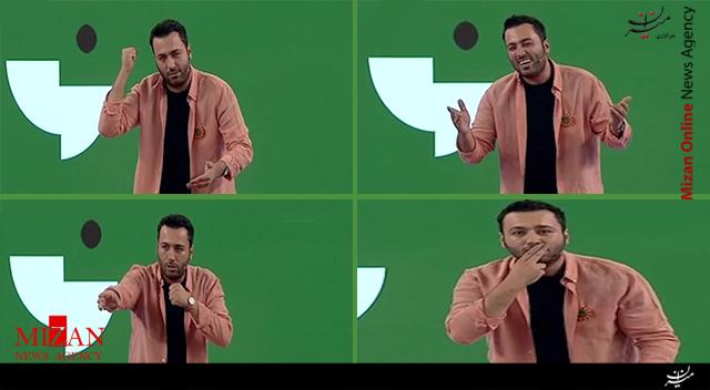 نخستین استندآپ کمدی علی صبوری در فصل جدید خندوانه + فیلم - 3