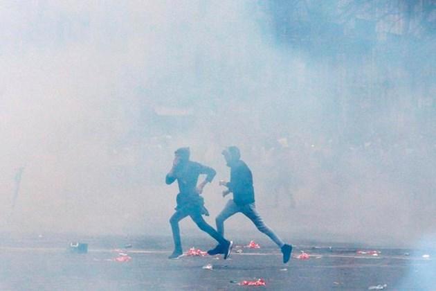 تظاهرات جلیقه زردها به دیگر کشورهای اروپایی کشیده شد/۱۳۸۵ نفر بازداشت و ۱۳۵ نفر مجروح شدند+تصاویر - 11
