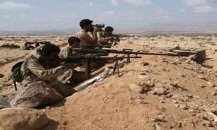 نیروهای یمن پایگاه مزدوران سعودی در نجران را هدف قرار دادند/ تعداد زیادی از مزدوران به هلاکت رسیدند - 0