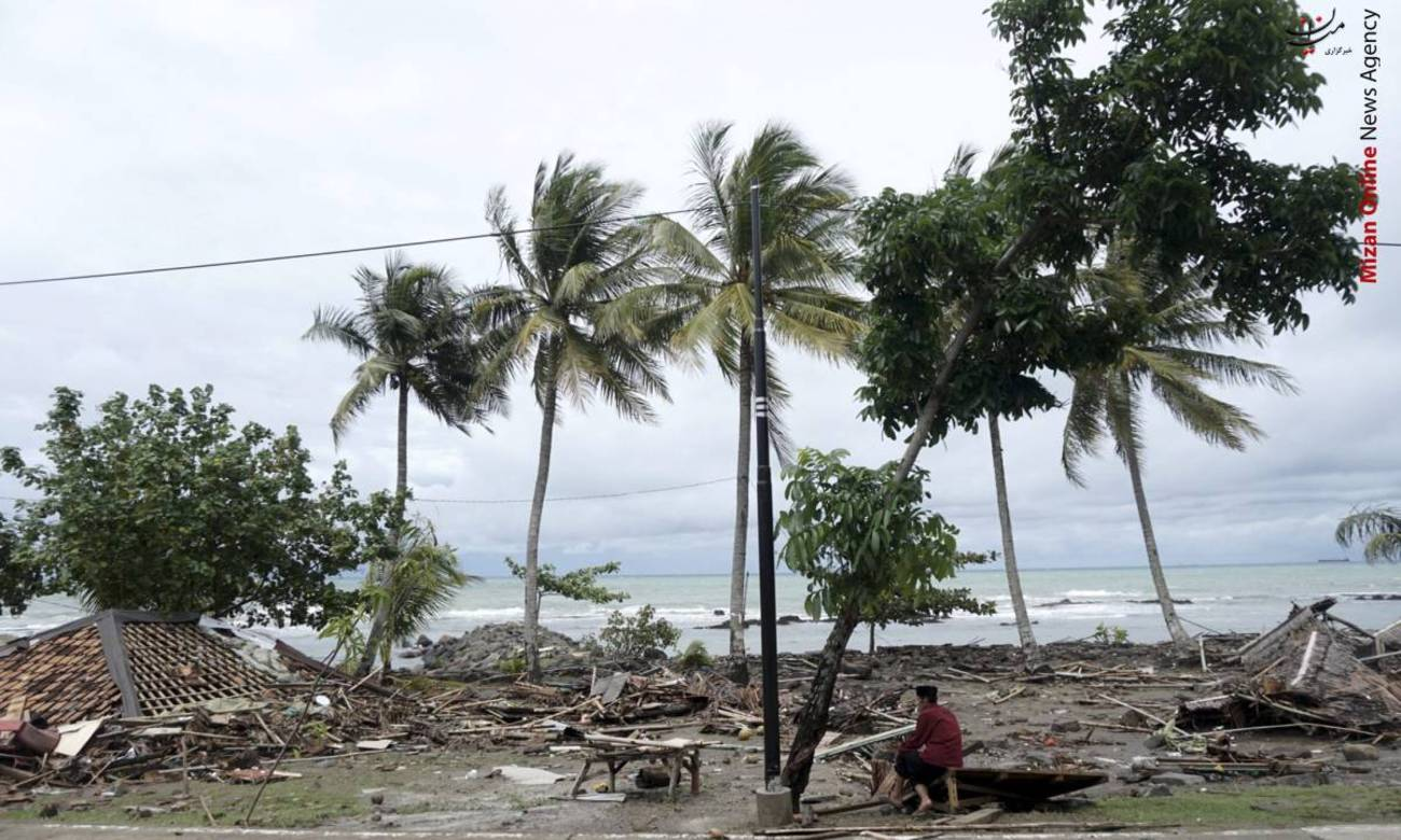 تصاویری از سونامی مرگبار در اندونزی - 16