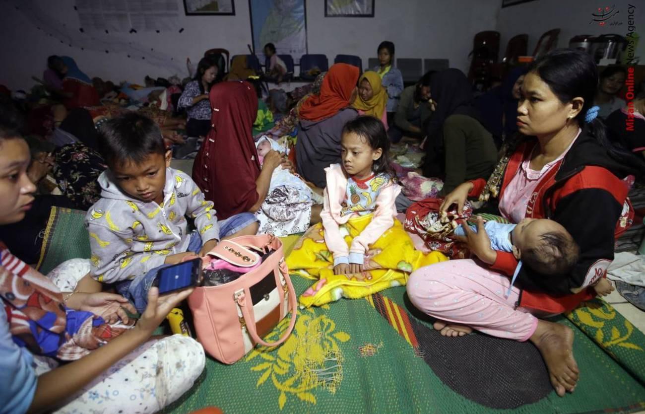 تصاویری از سونامی مرگبار در اندونزی - 18