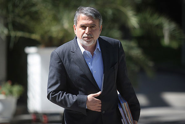صالحی امیری: اقتدار وزیر ورزش اقتدار همه ما است/ ایجاد هر حاشیهای خیانت به آرمانهای کشور است - 1