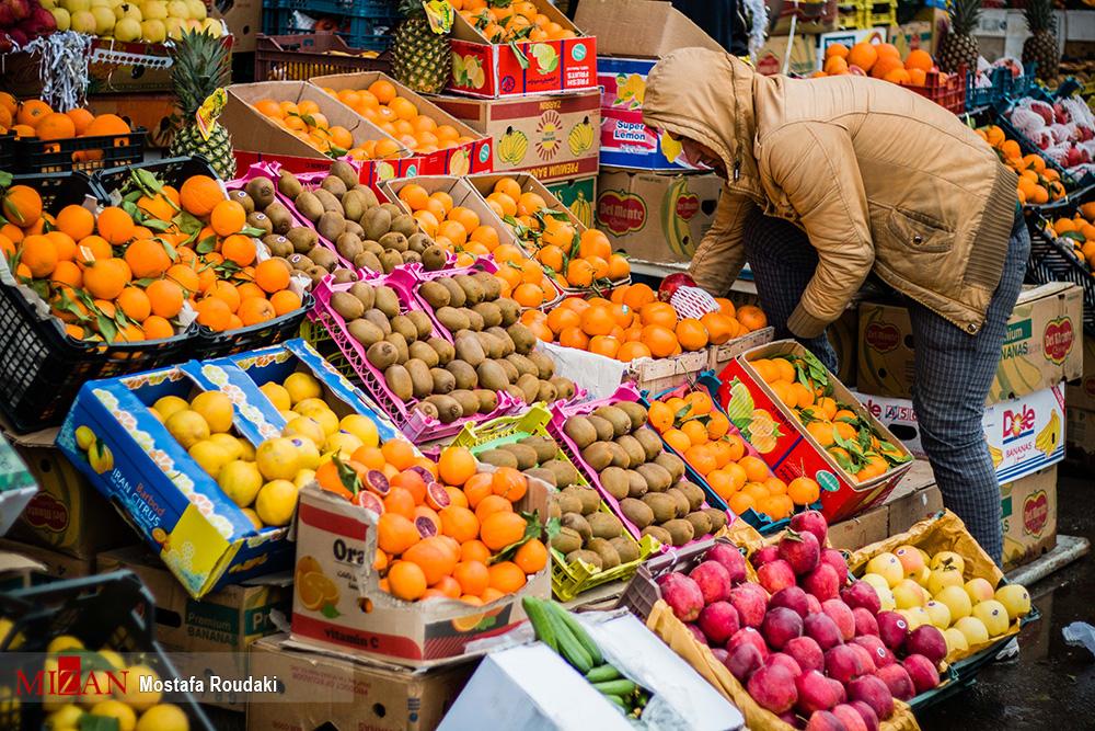 اختلاف قیمت محصولات میادین میوه و تره بار نسبت به سطح شهر به ۵۷ درصد رسید - 0