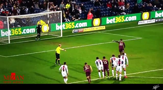 عجیبترین پنالتی تاریخ فوتبال! - 3