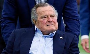 مرگ بوش پدر در سن ۹۴ سالگی - 1
