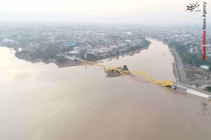 تصاویر هوایی از سونامی مرگبار در اندونزی - 3