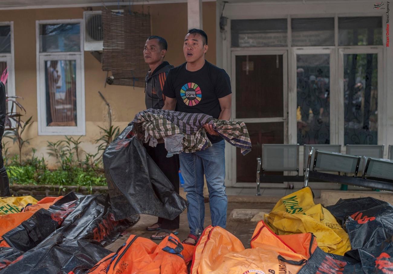 تصاویری از سونامی مرگبار در اندونزی - 20