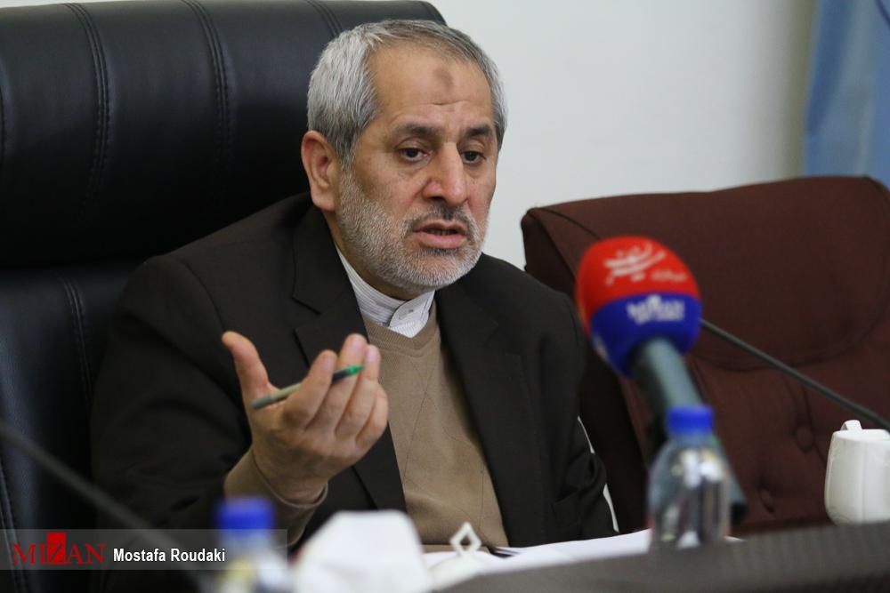 توضحیات دادستان تهران در رابطه با محکومیت یک نماینده مجلس - 0