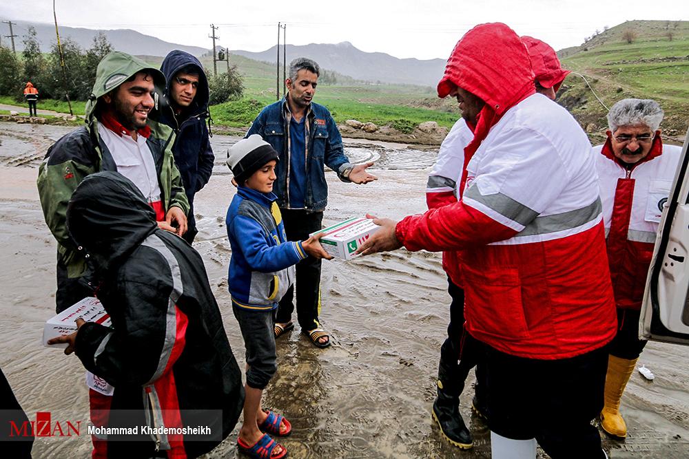 امدادرسانی به ۴۶۳ هزار نفر در ۱۰ شهرستان لرستان - 0