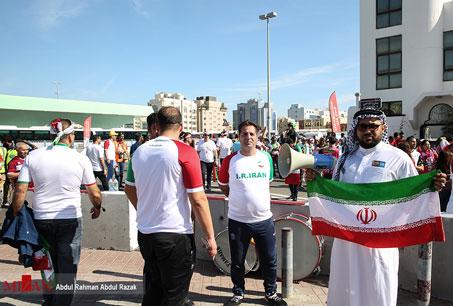 ناراحتی هواداران ایران از قیمت بالای بلیت بازی ایران - عراق در بازار سیاه - 1