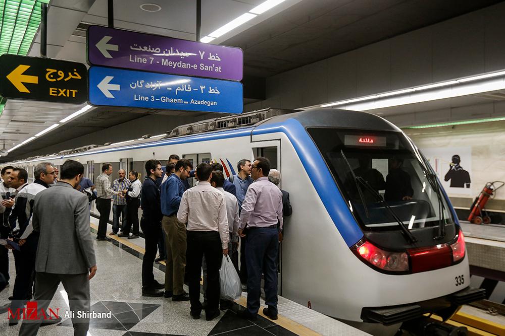 متروی تهران چقدر در کاهش آلودگی هوای پایتخت نقش دارد - 0