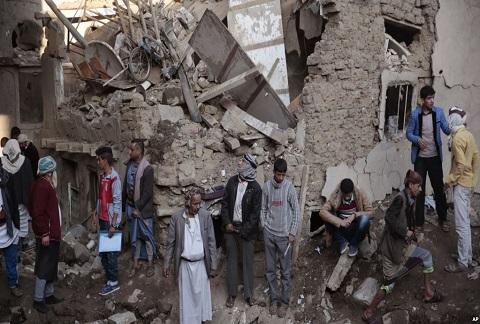 جنایت عربستان در یمن؛ از بستن گذرگاهها تا بروز قحطی و وبا میان چندین میلیون کودک - 22