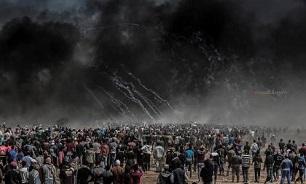 ۶ شهید و ۲۰۰ مجروح در سیویکمین راهپیمایی بازگشت در نوار غزه - 0