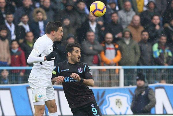 پیروزی ترابزون اسپور مقابل ارزروم در حضور حسینی و امیری/ یاران قدوس متوقف شدند - 0