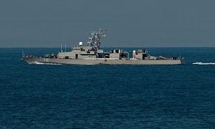 ورود ناو آمریکایی به خلیج فارس و شلیک هشدار شناورهای سپاه پاسداران - 0