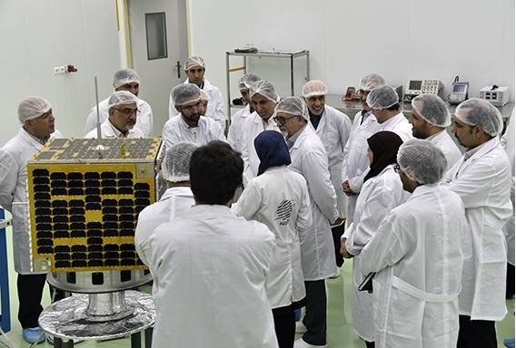پرتاب ماهواره با ماهوارهبر ایرانی در شرایط تحریم فضایی کشور - 17