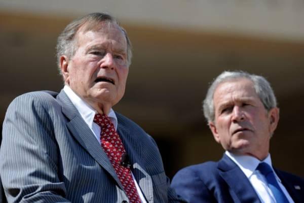 پدر جورج بوش درگذشت + عکس و بیوگرافی - 3