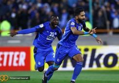 فرشید باقری در تیم منتخب هفته دوم لیگ قهرمانان آسیا + عکس