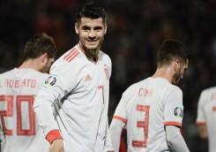 پایان دور دوم مرحله مقدماتی یورو ۲۰۲۰ با پیروزی اسپانیا و ایتالیا
