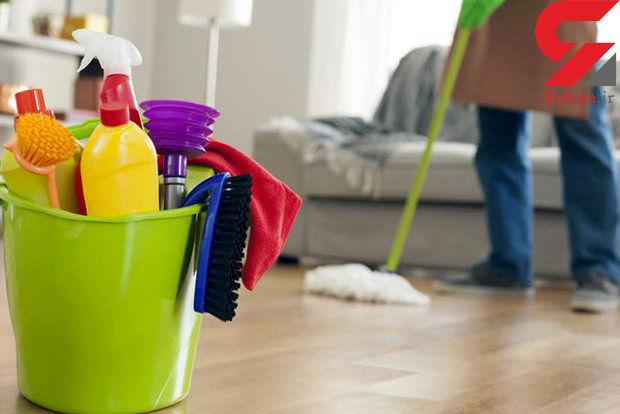 قوانین مدیریت بهینه زبالههای خانه تکانی - 1