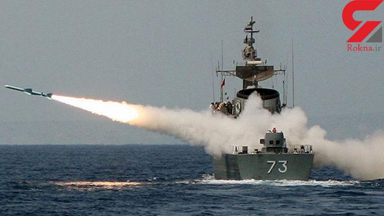 شلیک به سوی ناو هواپیمابر هسته ای آمریکا درخلیج فارس/ دشمن راهبردها و اشتباه محاسباتی خود را اصلاح کند - 1