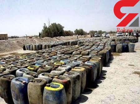 باند قاچاق سوخت در جنوب استان متلاشی شد/ کشف ۱۱ هزار لیتر گازوئیل قاچاق - 2