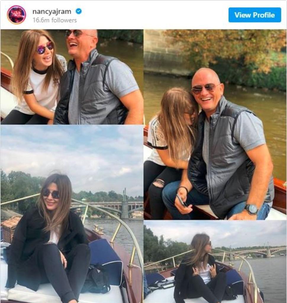 دختران نانسی عجرم در اینستاگرام چه چیزی را لو دادند! + تصاویر - 11