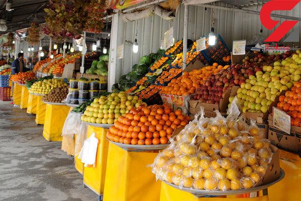 افزایش شدید قیمت میوه و گوشت در بازار +جدول - 1
