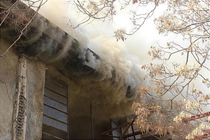 آتش سوزی وحشتناک در قلب بازار لاستیک تهران + عکسها - 6