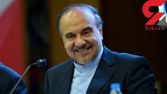 وزیر ورزش و جوانان: بانوان شریک لحظات غرورانگیز ورزش ایران - 1