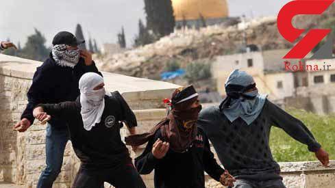شلیک اخطار ارتش رژیم صهیونیستی در امتداد مرزهای لبنان - 1