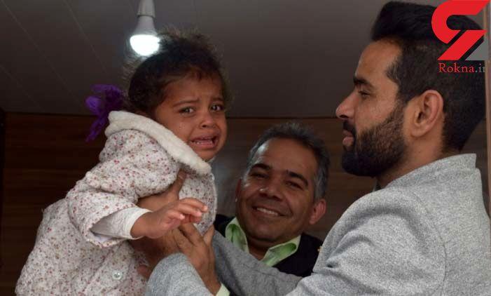 خبر خوب در میان سیل ویران کننده شیراز / دختر بچه سیل زده به آغوش پدر بازگشت+ تصاویر - 1