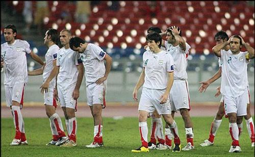 تیم ملی ایران؛ پنالتی ببازترین قدرت فوتبال آسیا - 46