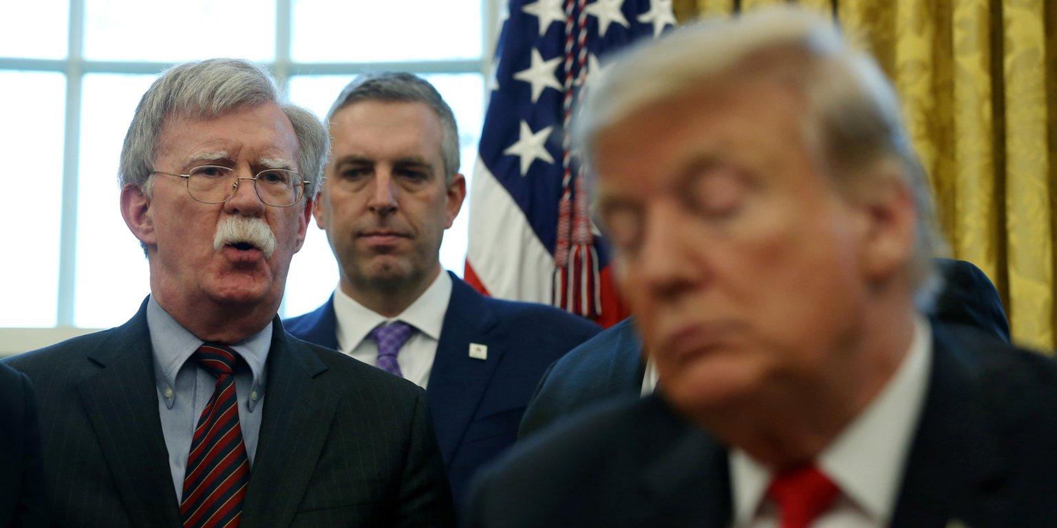 دو دروغ بزرگ در توییتهای ترامپ و بولتون در مورد ایران - 4