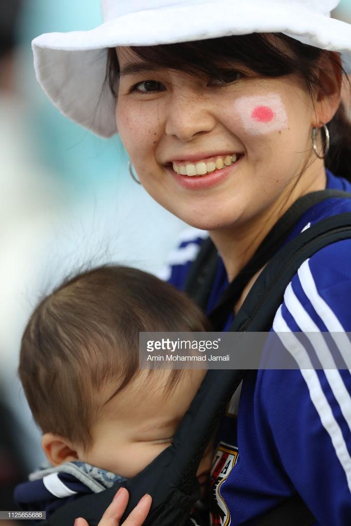 تصاویر منتخب مرحله نیمه نهایی جام ملتهای آسیا ۲۰۱۹؛ اشکها و لبخندها - 54