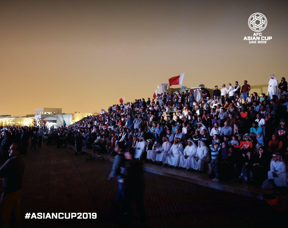 تصاویر منتخب مرحله نیمه نهایی جام ملتهای آسیا ۲۰۱۹؛ اشکها و لبخندها - 102