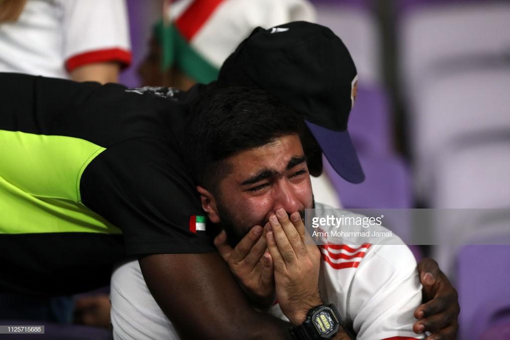 تصاویر منتخب مرحله نیمه نهایی جام ملتهای آسیا ۲۰۱۹؛ اشکها و لبخندها - 67